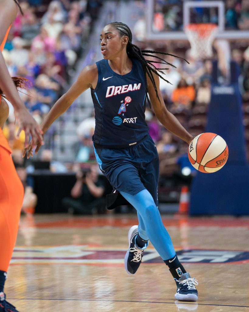 Tiffany Hayes opts out of 2020 season