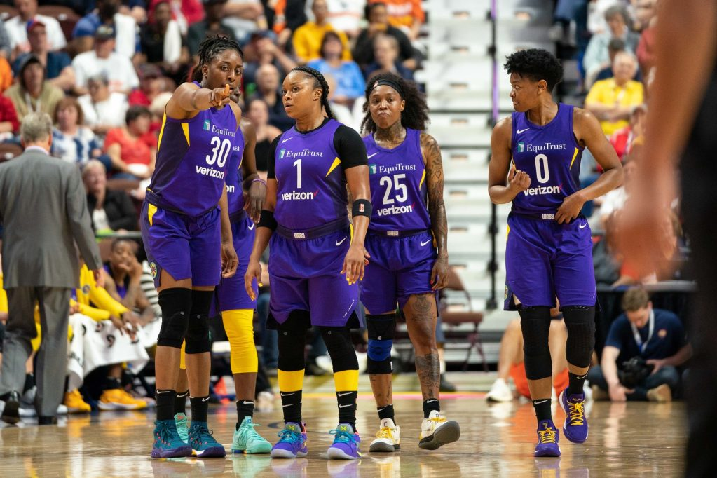 WNBA players, former Sparks GM Penny Toler speak out about WNBA proposed plan
