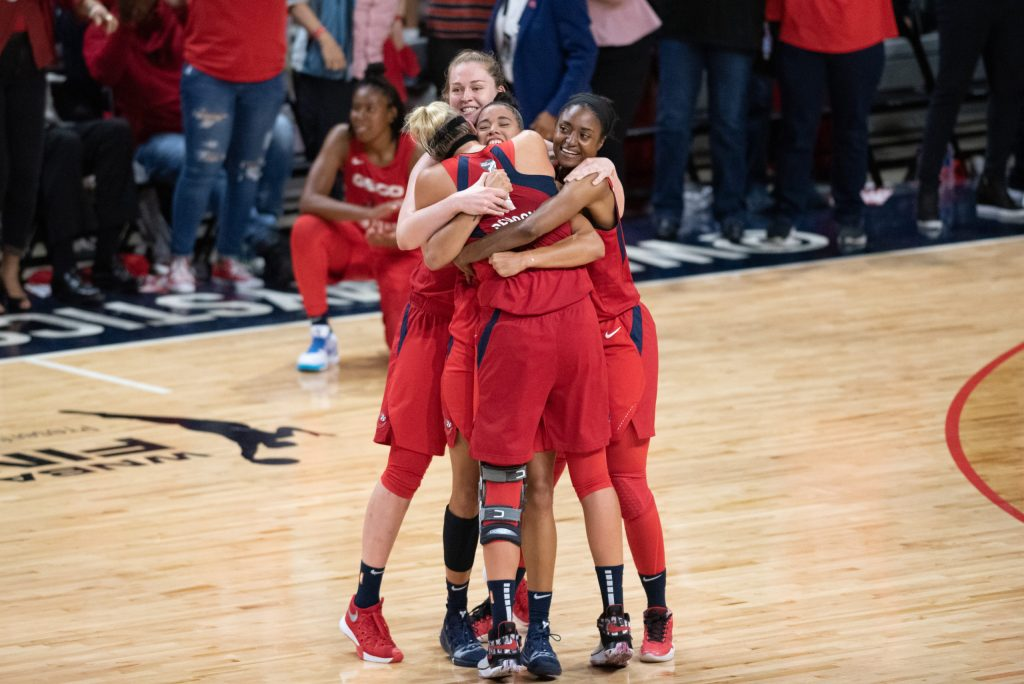 2020 WNBA Simulation: Unpredictable 2020 season ends with another Mystics title