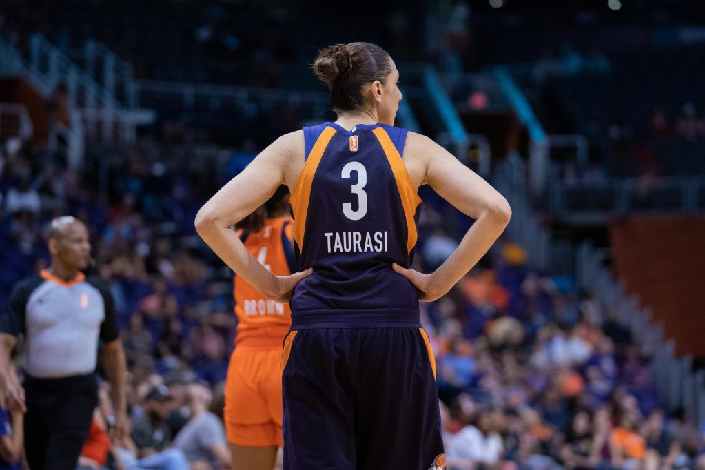 Diana Taurasi 'feels great,' but says WNBA restart is 'fragile'