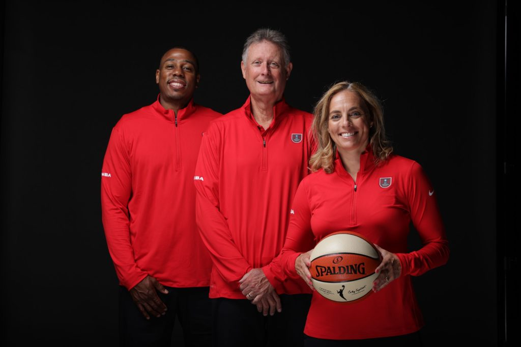 'They're family to me': Nicki Collen draws comfort from consistent coaching staff