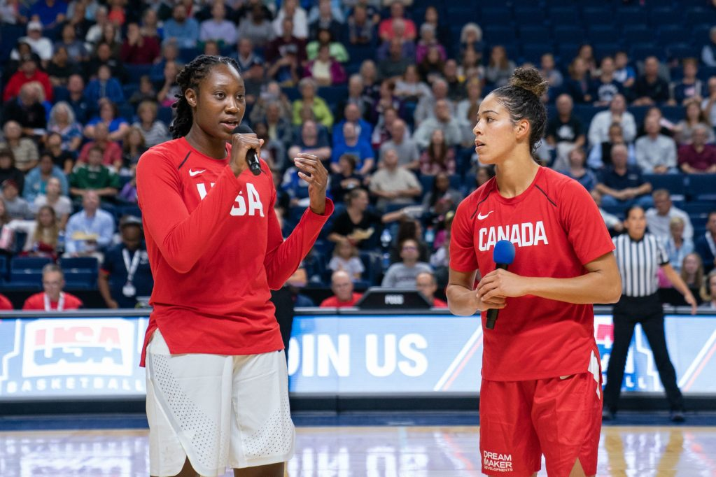 Tina Charles receives medical exemption, will opt out of 2020 WNBA season