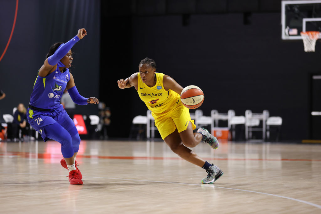 Fever come up short against Wings