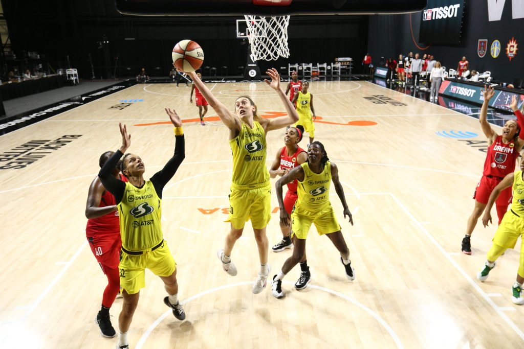 Storm's scare versus the Dream may be what they need
