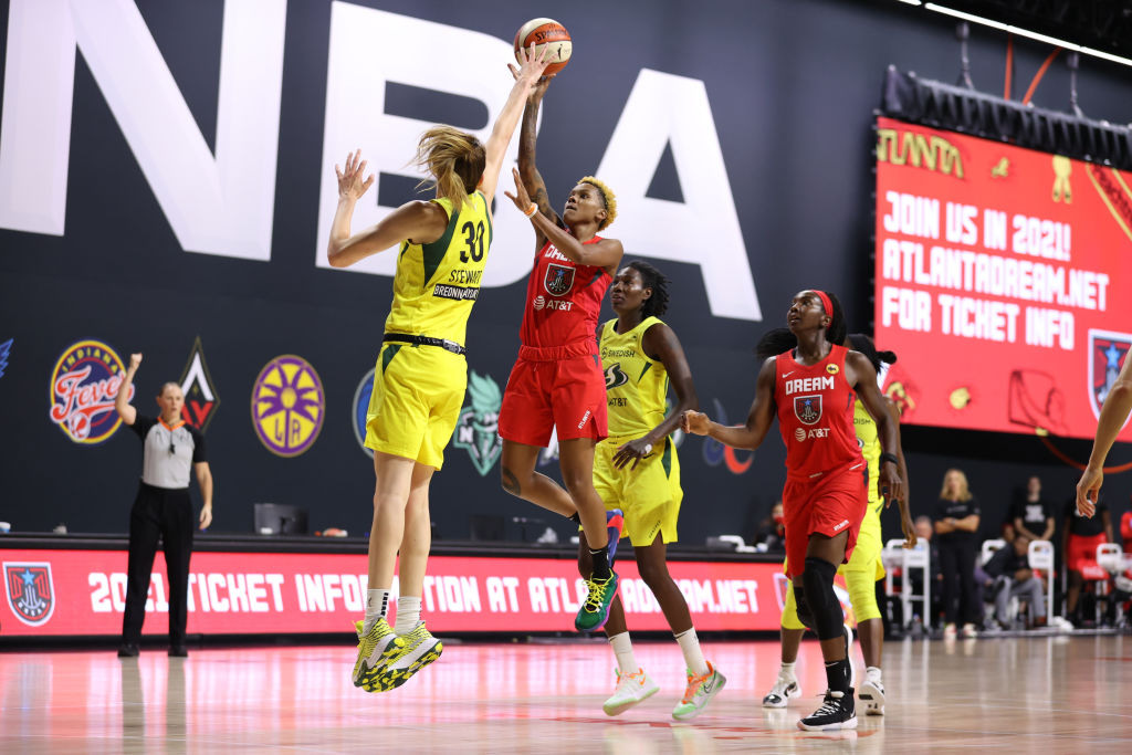 The Atlanta Dream are running out of time