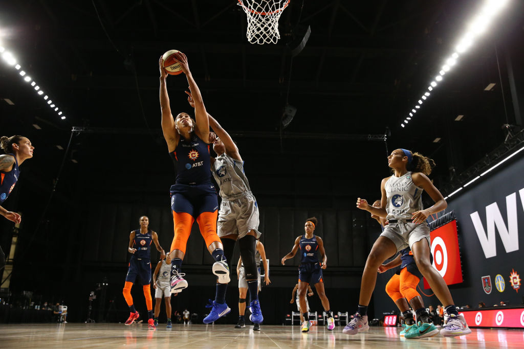 The Connecticut Sun continue to progress, but fall short against the Lynx
