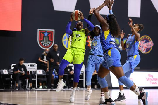 The Dallas Wings need to start at the beginning