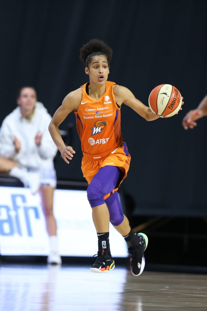 Phoenix Mercury holds onto hopes for a first-round bye