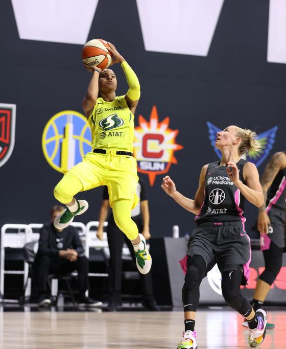 Seattle Storm, playoff-bound, eye what's ahead