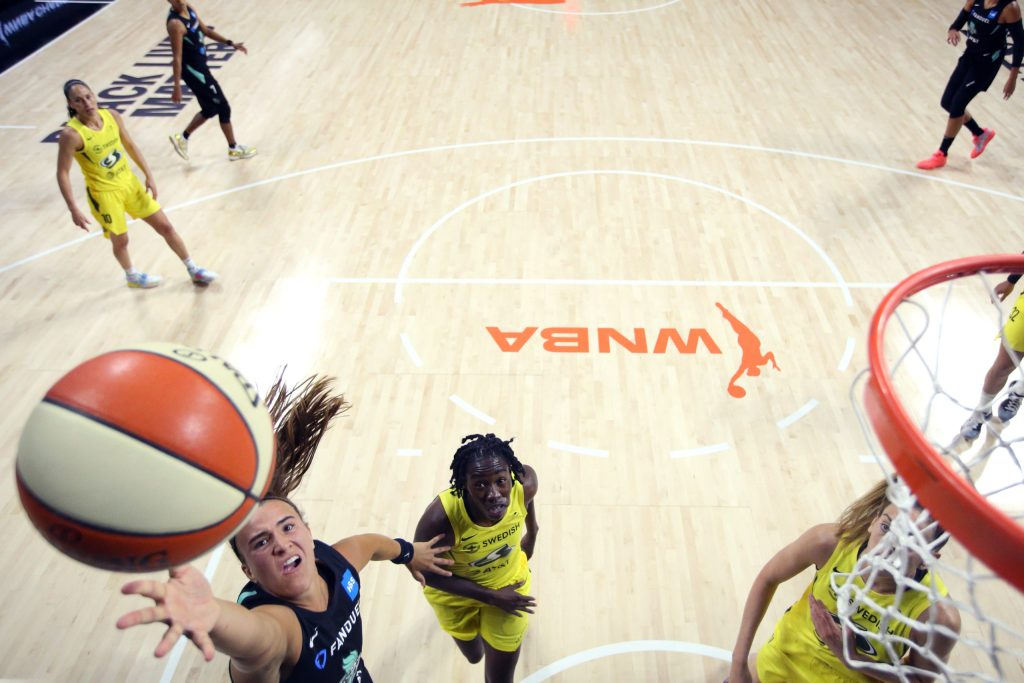 'It does eat at you': How Sabrina Ionescu learned to embrace rehab