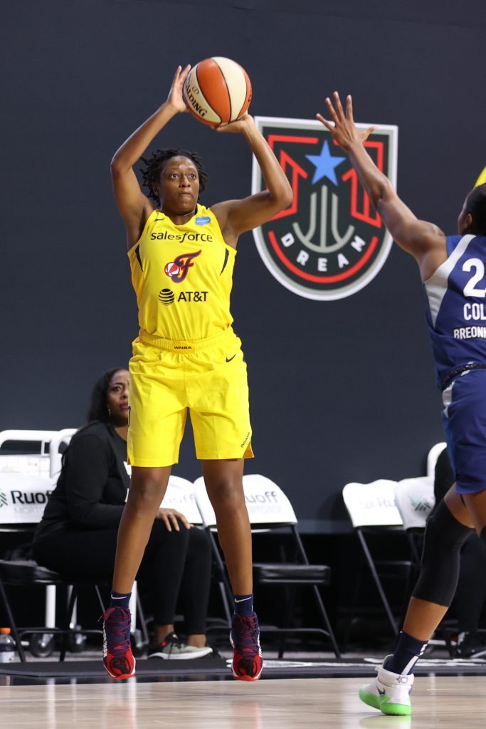 Tamika Catchings and Marianne Stanley reflect on the Fever's 2020 season
