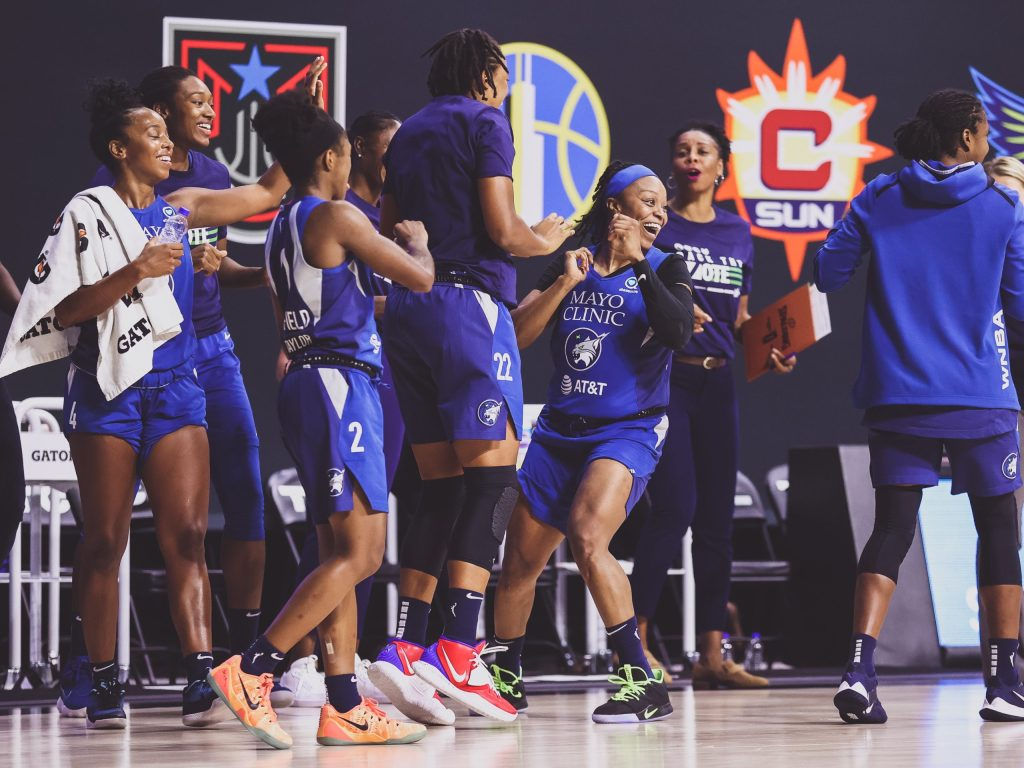 Lynx enter offseason of unknowns in favorable position