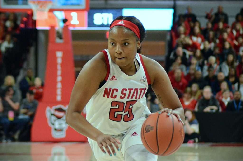 ACC notebook: N.C. State gets a program-defining win over South Carolina