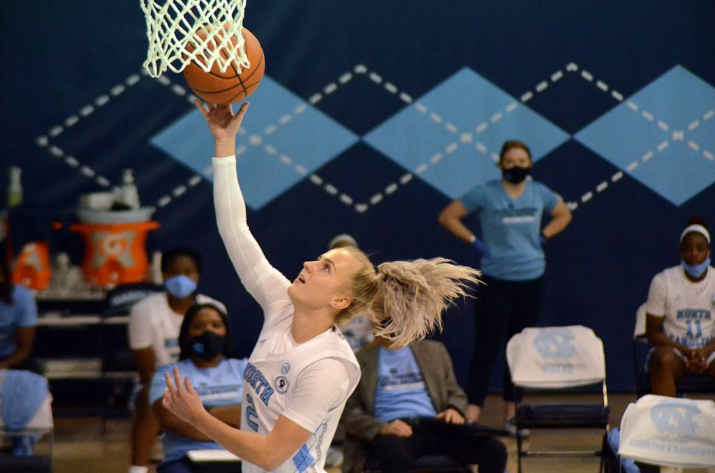 ACC notebook: UNC needs more from vets, Nyah Green to leave Louisville
