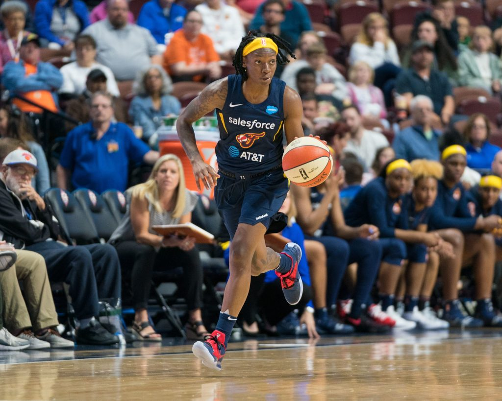 Fever will look for star power, veteran experience in free agency