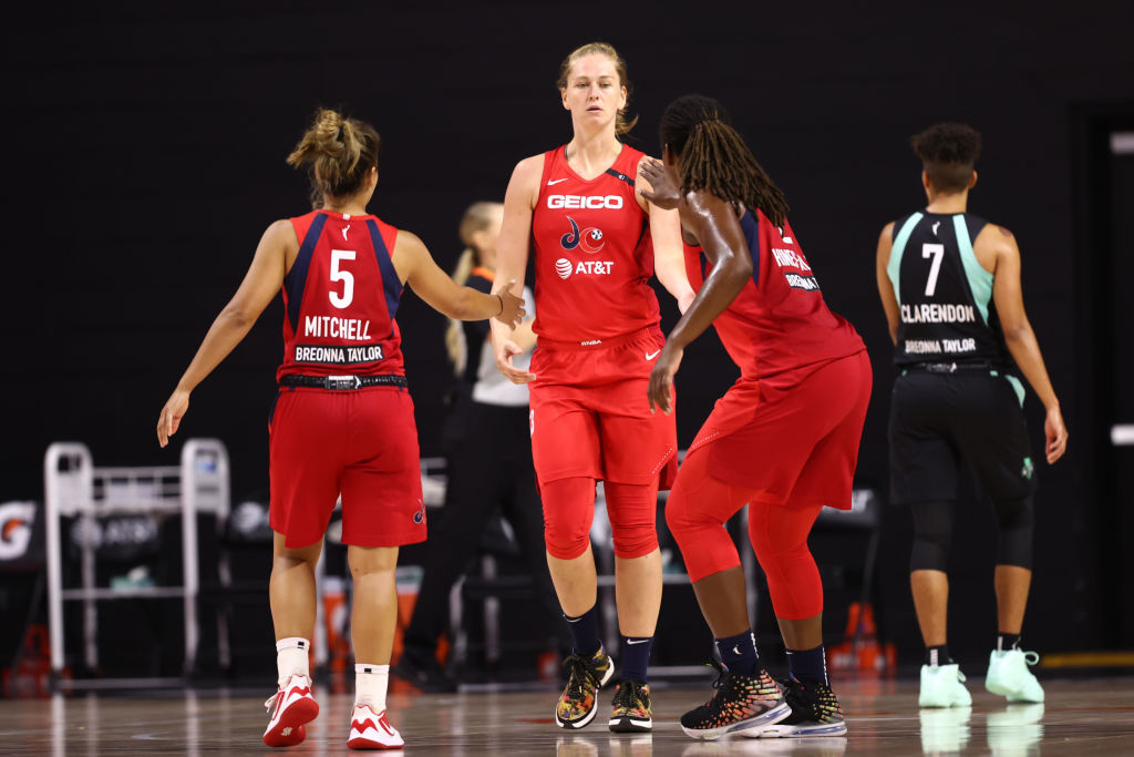 How the Washington Mystics can win free agency in 2021