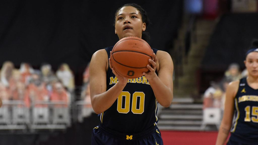 Michigan's Hillmon erupts for career-high 50 points in loss to Ohio State