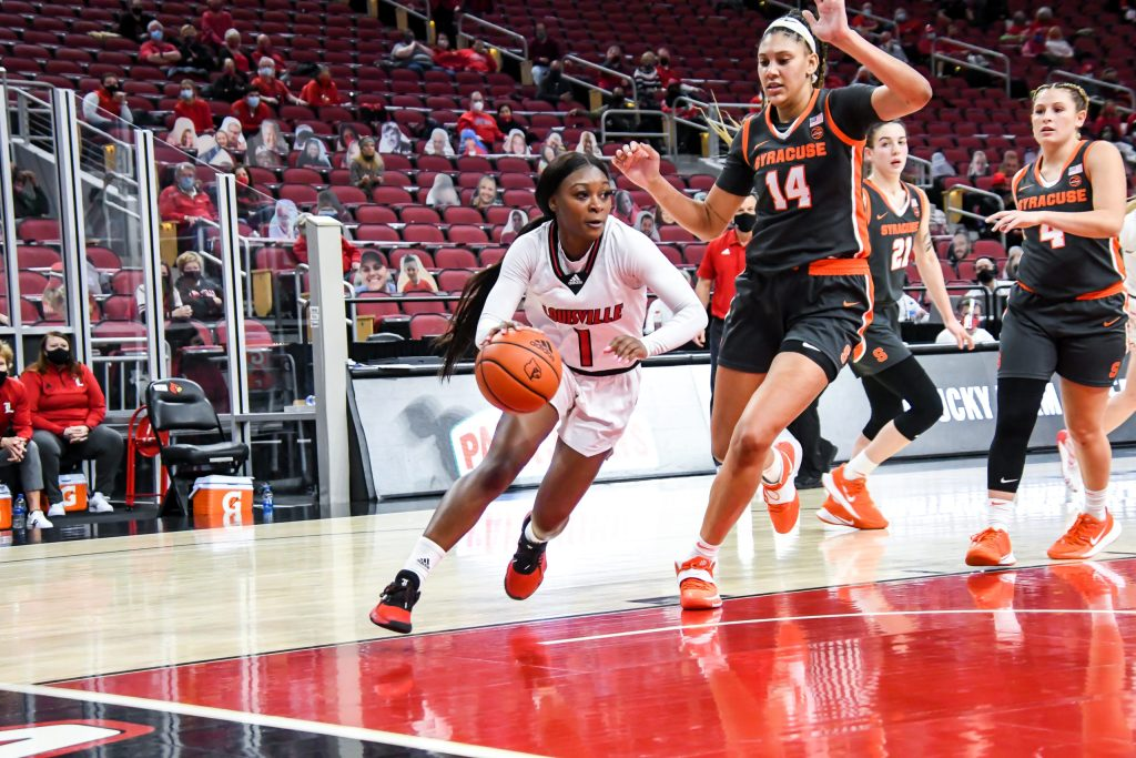 Takeaways from No. 1 Louisville's win over No. 23 Syracuse