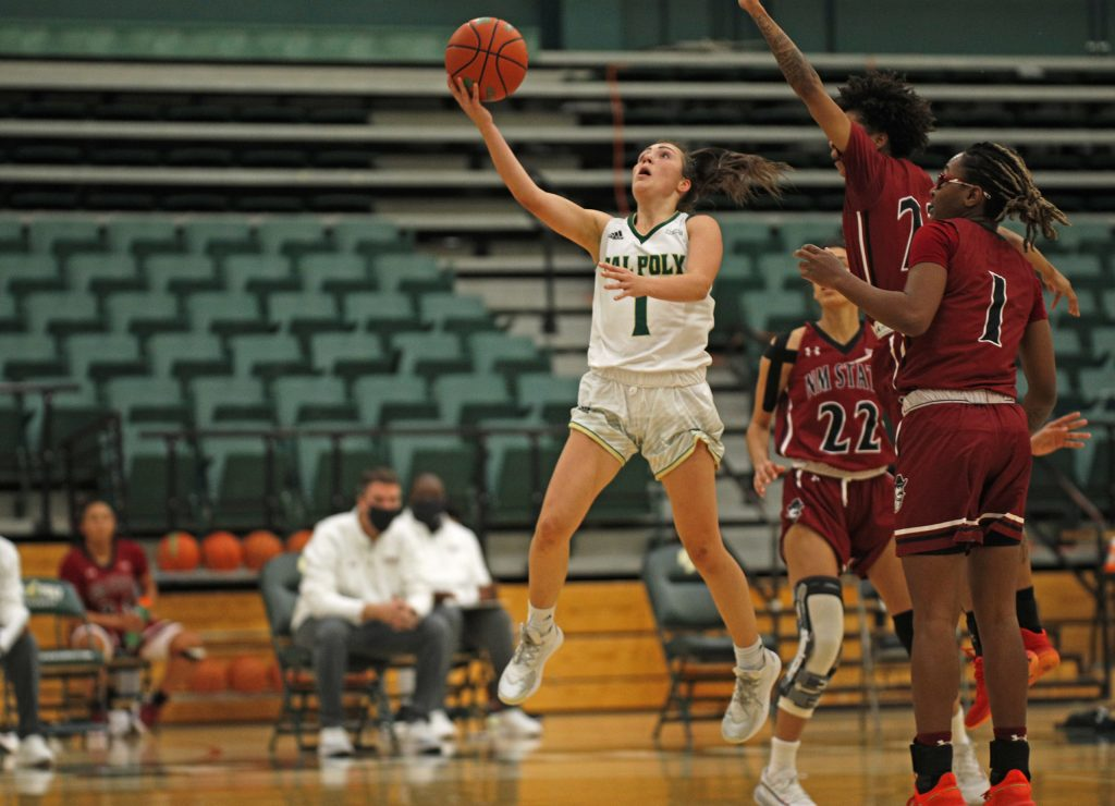 Abbey Ellis gets another shot at Big West Tournament glory