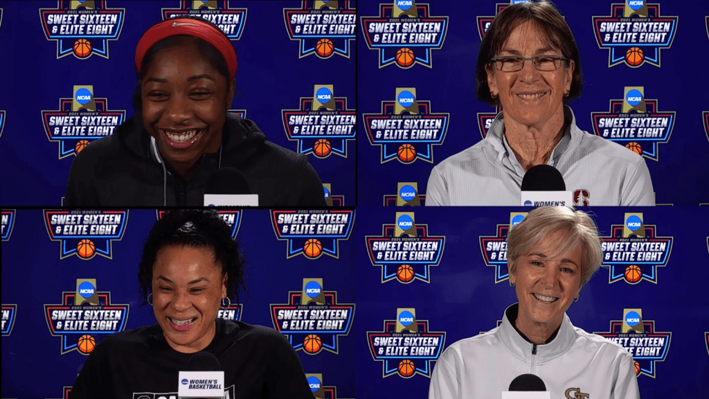 She Got Next, Episode 22: Pepper Persley NCAA Tournament Special
