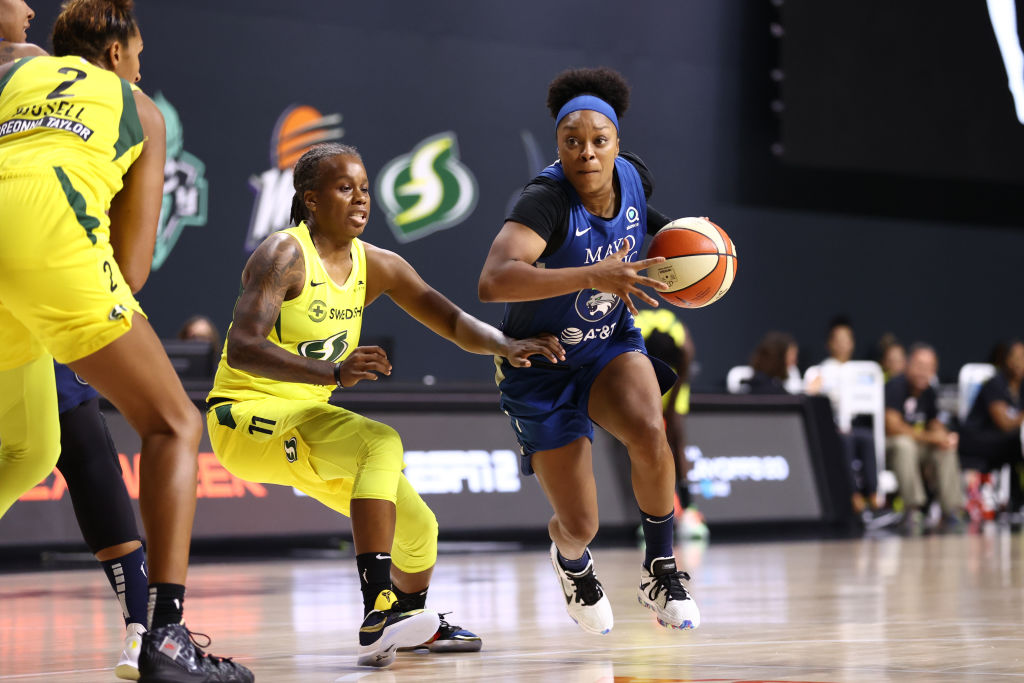 What Odyssey Sims will add to the Atlanta Dream