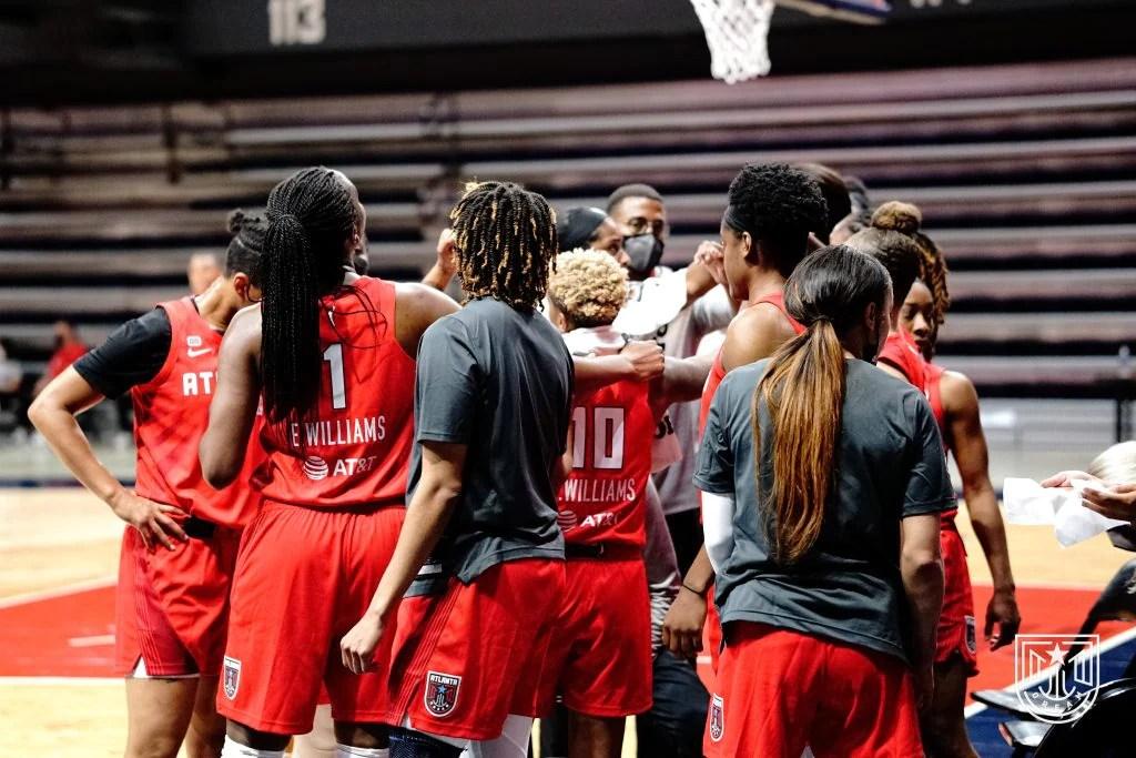 2021 WNBA season preview: Atlanta Dream