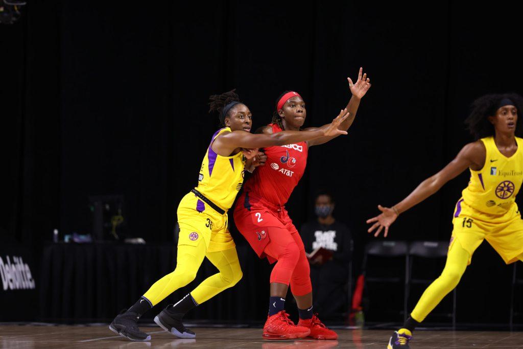 Defense, rebounding key issues in Sparks season opening loss