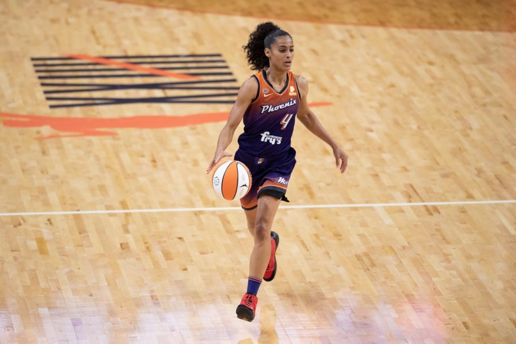 Feeling in her prime, Skylar Diggins-Smith is shining for Phoenix