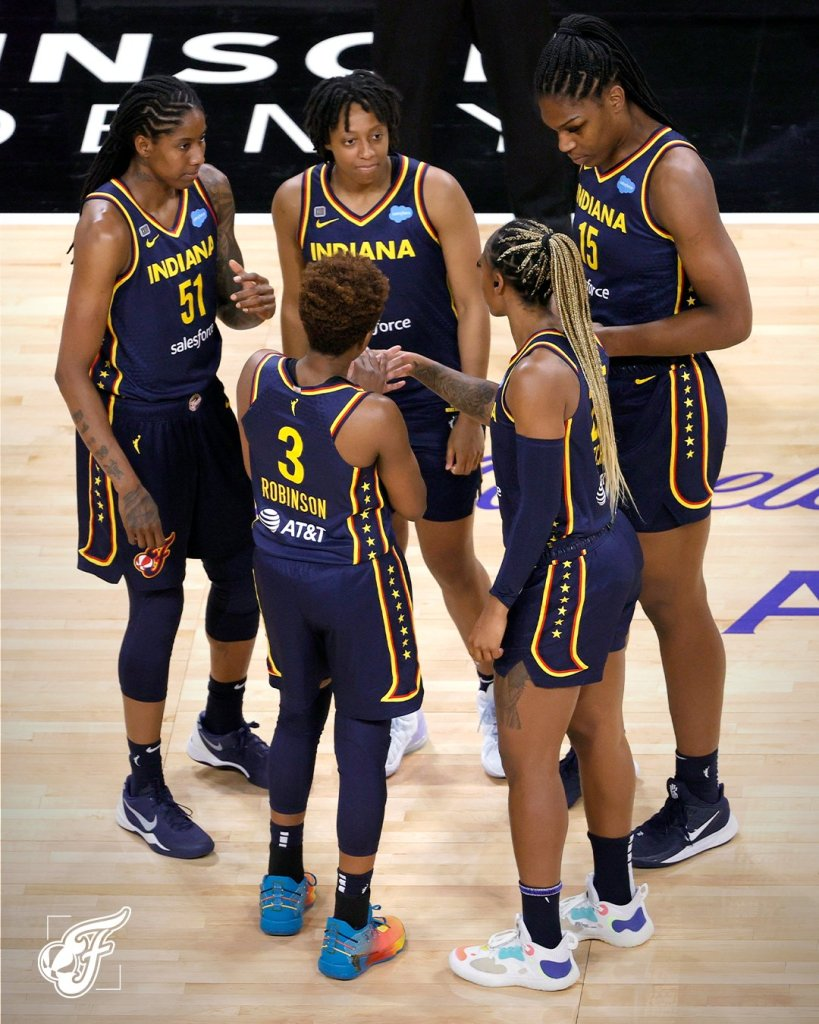 How the Fever squandered a prime opportunity for their second win