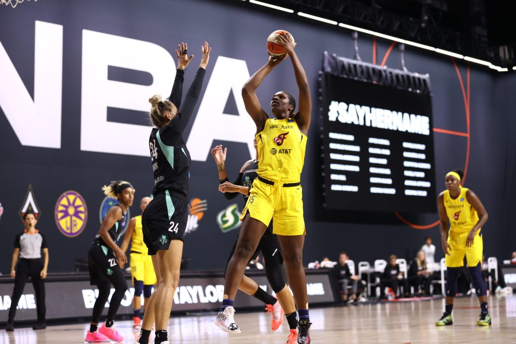 The Indiana Fever are facing a big problem