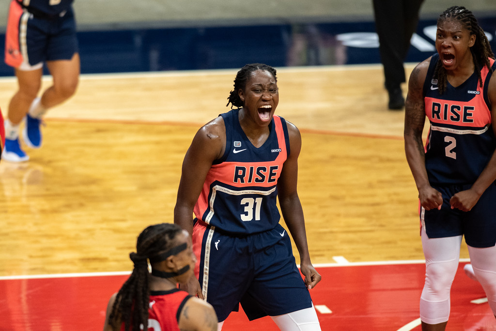 Tina Charles debuts second film at the Tribeca Film Festival