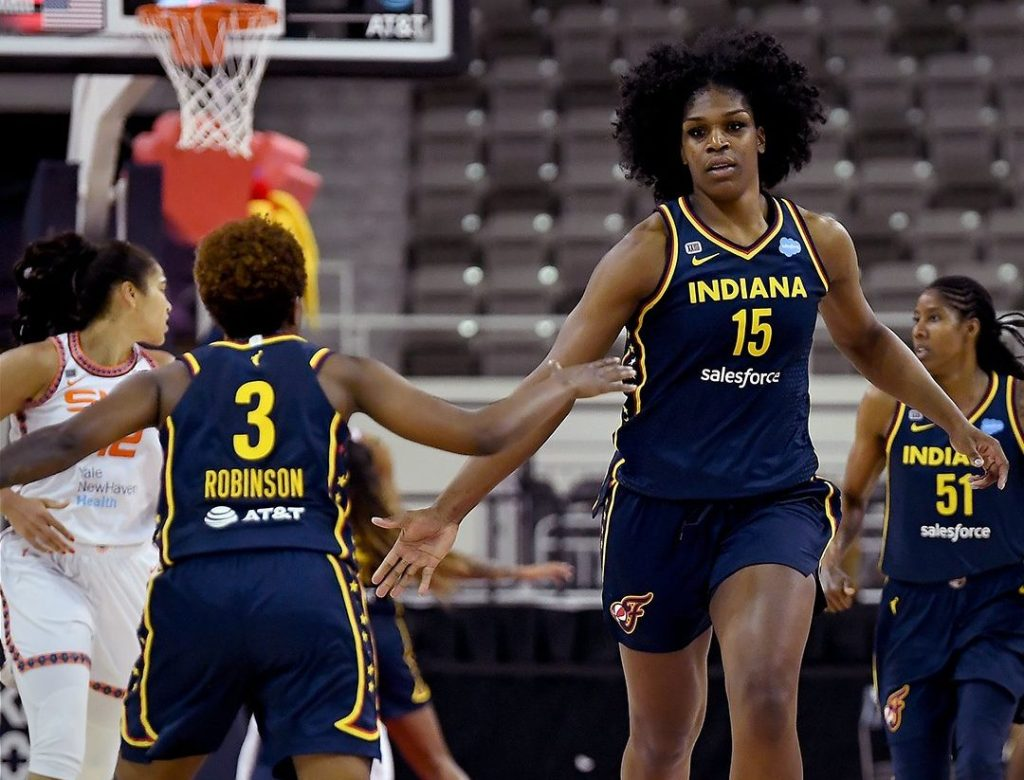 What has fueled this impressive winning streak for the Indiana Fever?