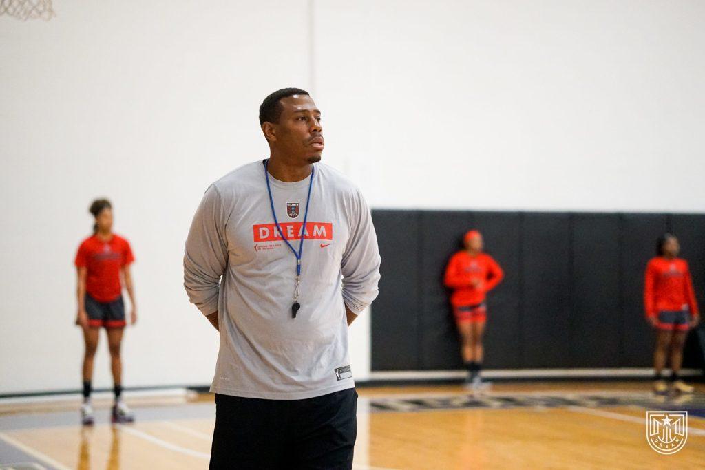 Family and focus: Darius Taylor takes the reins in Atlanta