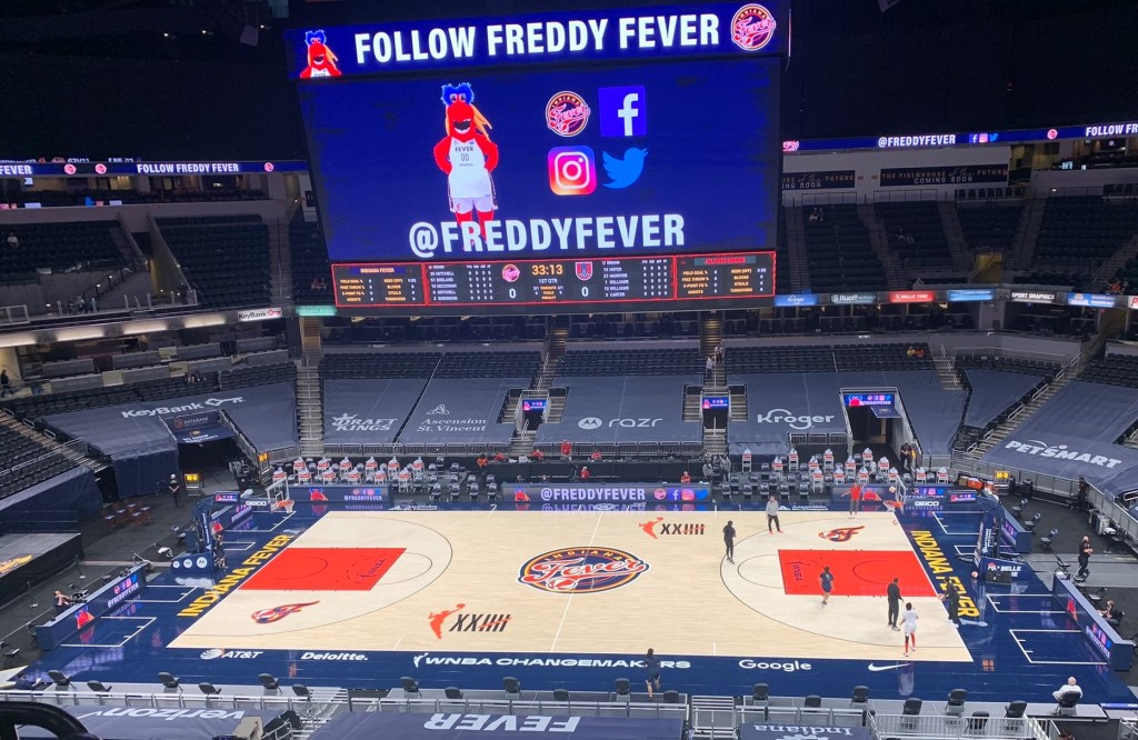 Indiana Fever Home Court
