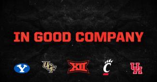 BYU, UCF, Cincinnati and Houston are slated to join the Big 12.