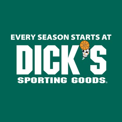 Source: DICK's Sporting Goods Twitter Page