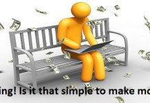 Blogging Is it that simple to make money