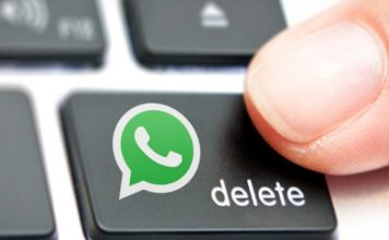 Whatsapp message extraction function - now you can delete your send messeges