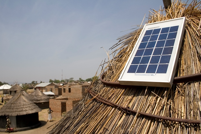 Innovation, technology, and sharing resources are key to transforming Africa