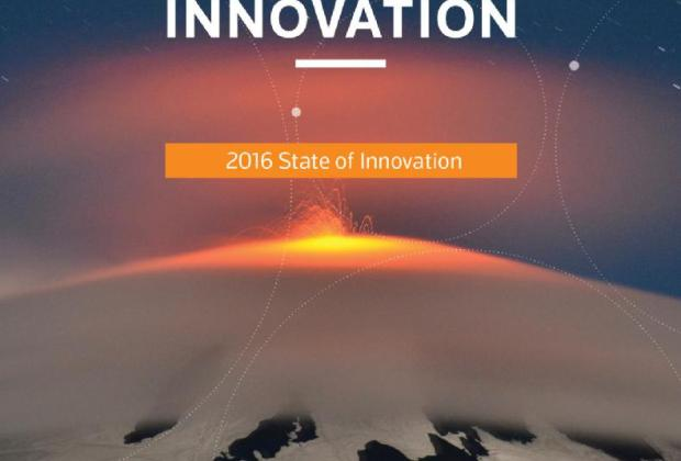 Thomson Reuters state of innovation 2016 cover