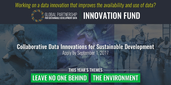 $2.5m innovation fund supports use of data in poor countries