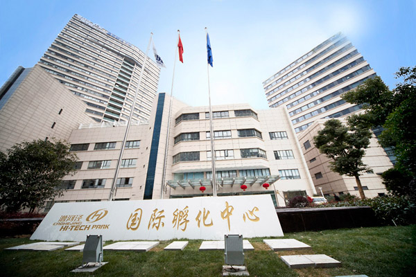 Shanghai based science park supports Saint-Gobain to innovate in smart cities and IoT