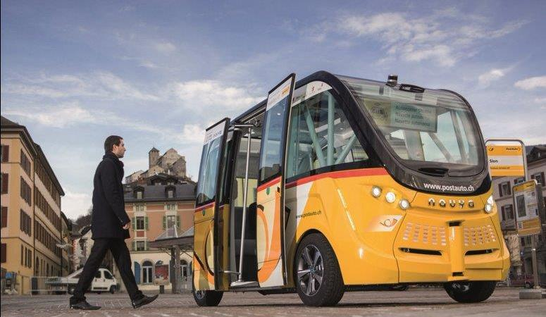 Autonomous vehicles offer opportunity to radically rethink mass transport
