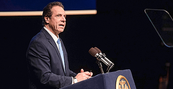 'Green New Deal' puts NY, Tech Valley on Path to Carbon Neutrality