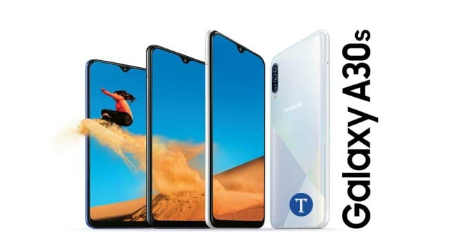 Samsung Galaxy A30s Price In India,