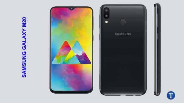 Samsung Galaxy M20 64gb