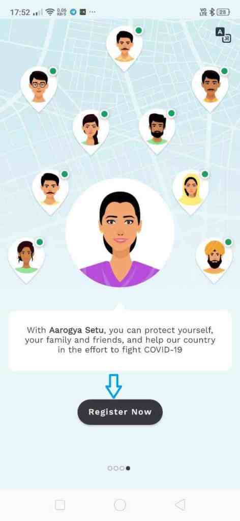 how download aarogya setu app 1