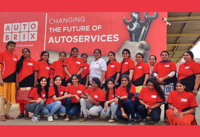 Doorstep Automotive solution AutoBrix Raises Growth Capital through GetVantage to Accelerate Growth
