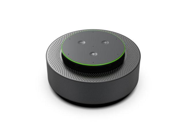 Microsoft Intelligent Speaker Helps Detect Individual Speakers in Meeting Rooms