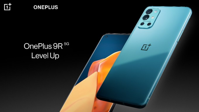 OnePlus Launches 9R 5G with Superior Performance for Gaming Enthusiasts